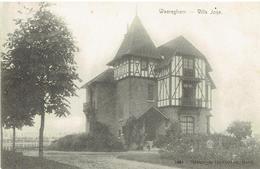 WAREGHEM - Villa Joye - 1884 Héliotypie De Graeve Gand - Waregem