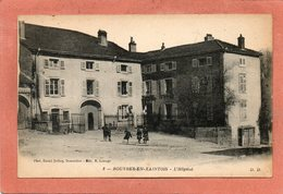 CPA - ROUVRES-en-XAINTOIS (88) - Aspect Du Quartier De L'Hôpital Dans Les Années 20 - Autres Communes