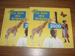 COLLECTION LE LIVRE DES TIMBRES 2000 - France