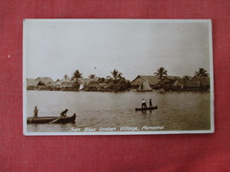 RPPC  San Blas Indian Village   Panama           Ref. 3083 - Native Americans