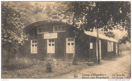 ELSENBORN ..-- MILITARIA . La Chapelle . - Elsenborn (camp)