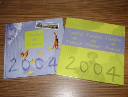 COLLECTION LE LIVRE DES TIMBRES 2004 - France