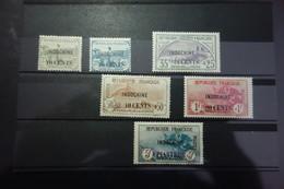 INDOCHINE Série N°90/95* MH C.340 EU TB - Indochina (1889-1945)