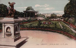 ANGERS Jardin Du Mail - Angers