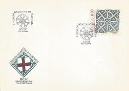 PORTUGAL FDC 1981  5th Centuries Tile In Portugal - XV Century - Reason 1 - FDC