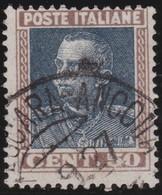 Italy .  Yvert    .     208          .    O   .   Cancelled   .    /   .   Oblitéré - 1900-44 Vittorio Emanuele III