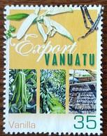 Vanuatu - YT N°1106 - Produits Agricoles Exportés - 2001 - Oblitéré - Vanuatu (1980-...)