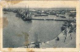 Cadiz. Puerto. Port. Hafen. - Cádiz