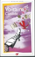 VOLTAIRE / CANDIDE / EDITIONS GF AVEC DOSSIER /PRESENTATION PAR JEAN GOLDZNIK R10 - Auteurs Classiques
