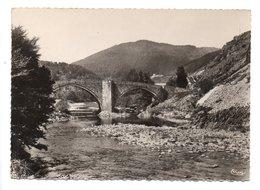15 - CHAUDES-AIGUES . PONT DE LANAU - Réf. N°20059 - - Autres Communes