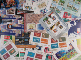 Europe - CEPT Blocks Per 10 Pieces 26 Different Collection (5515) - Europa-CEPT