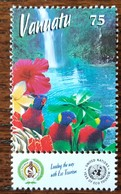 Vanuatu - YT N°1123 - Année De L'Eco-tourisme - 2002 - Neuf - Vanuatu (1980-...)