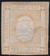 Italy .  Yvert    .      1       .    ( * )   .   No  Gum  .    /   .     Pas De Gomme - 1861-78 Victor Emmanuel II