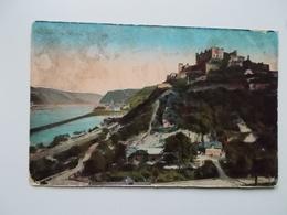 CPA Original -  Vintage Card, Alte Postkarte, S.M. Postes Militaires, Armée Belge D'occupation - Peintures & Tableaux