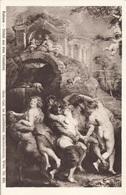 Rubens DETAIL AUS DEM VENUSFEST (Gem.-Gal. Im Kunsthist. Staatsmuseum Wien) - Ungel., Gute Erhaltung - Malerei & Gemälde
