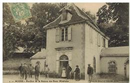 Alvignac: Pavillon De La Source, Animation - France