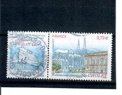 Yt 5142 Congres De La Federation Francaise Des Associations Philateliques-cholet-cachet Rond - France