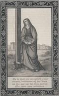Dp Barbara Paulina Nys-gelrode 1869-1892 - Images Religieuses