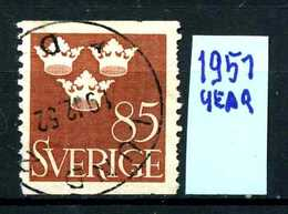 SVEZIA - SVERIGE - Year 1951 - Usato - Used - Utilisè - Gebraucht.- - Schweden