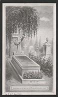 Dp Petrus Johannes Nijs-kleine-brogel 1856-lindel-hoeven 1917 - Devotion Images
