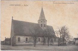 03-CHEVAGNES EGLISE - France