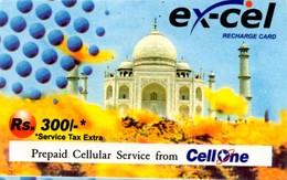 *INDIA - VODAFONE* -  Ricarica Usata (mini Card) - India