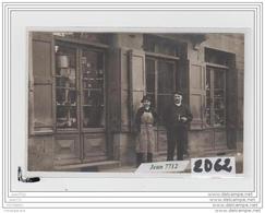 9732  AK/PC/ CARTE PHOTO A IDENTIFIER/BROCANTEUR - Cartoline