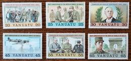 Vanuatu - YT BF N°17 (timbres) - Général Charles De Gaulle - 1990 - Neuf - Vanuatu (1980-...)