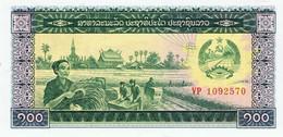 LAOS - 100 Kip - NEUF - Laos