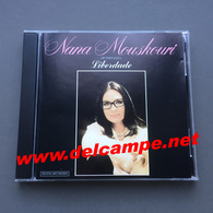 CD Nana Mouskouri Em Português Liberdade - Collector's Editions