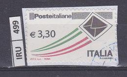 ITALIA REPUBBLICA    2009Poste Italiane 3,30 Usato - 6. 1946-.. Repubblica