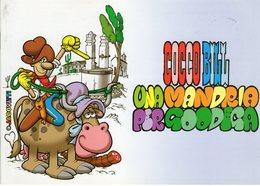 Godega Fumetti 2008 - COCCOBILL - Una Mandria Per Godega - - Humor