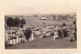 Foto Friedhof Auf Dem Land - Ca. 1940/50 - 9*6cm (37900) - Orte