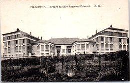 54 VILLERUPT - Groupe Scolaire Raymond-Poincaré - Clermont