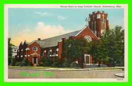 HATTIESBURG, MS - SACRED HEART OF JESUS CATHOLIC CHURCH - D. E. LEVINE NEWS AGENCY - - Hattiesburg