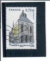 Yt 5146 Abbatiale De Saint Benoit Sur Loire - France