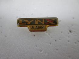 PIN'S    LYNX   ATARI - Games