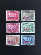 ◆◆CHINA 1945 Signing Of A Treaty In 1943 Between Great  Britain, The US And China.   Complete  NEW  1100 - 1912-1949 République