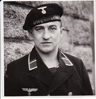 Foto Deutscher Matrose - Kriegsmarine - 1942 -  5,5*5,5cm (37904) - Guerra, Militari