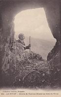 CARTE POSTALE ANCIENNE FRANCE FINISTERE LOPEREC LE NIVOT / JONCOUR N° 926 - France