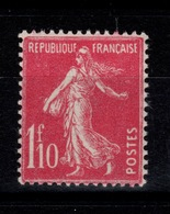 YV 238 N** Semeuse Cote 27 Euros - France
