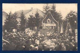 Thiaumont (Attert). Journée Eucharistique Du 24 Sept. 1922. Mgr  Heylen évêque De Namur Prêche à La Foule - Attert