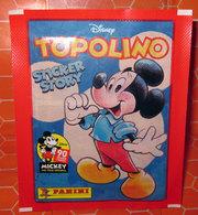 MICKEY MOUSE PANINI DISNEY TOPOLINO STICKER STORY BUSTINA NUOVA - Panini