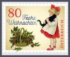 H01 Austria 2018 Christmas Vintage MNH Postfrisch - 1945-.... 2. Republik