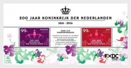 H01 Caribbean Netherlands 2016 Kingdom Netherlands Bonaire MNH Postfrisch - Niederländische Antillen, Curaçao, Aruba