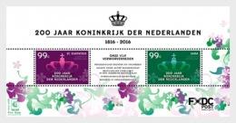 H01 Caribbean Netherlands 2016 Kingdom Netherlands St Eustatius MNH Postfrisch - Niederländische Antillen, Curaçao, Aruba