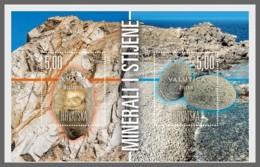 H01 Croatia 2018 Minerals And Rocks MNH Postfrisch - Kroatien