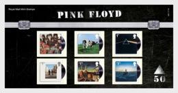 Z06 Great Britain 2016 Pink Floyd Presentation Pack MNH Postfrisch - 1952-.... (Elizabeth II)