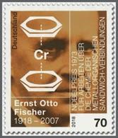 Z07 Germany BRD 2018 Mi 3420 Ernst Otto Fischer Postfrisch - [7] Repubblica Federale