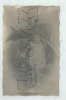 Beyrouth(Liban): GP D'enfant Devant Voiture Du Corps Diplomatique Français Route De Damas En 1920(animé)PF CP PHOTO RARE - Libano